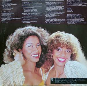 Back Cover Album Stargard - Back 2 Back