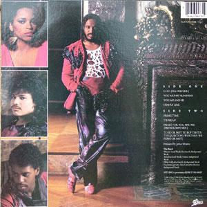 Back Cover Album Mtume - You, Me And He