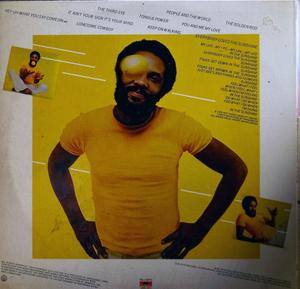 Back Cover Album Roy Ayers - Everybody Loves The Sunshine