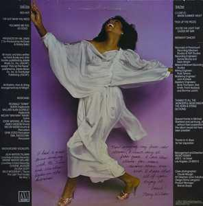 Back Cover Album Mary Wilson - Mary Wilson