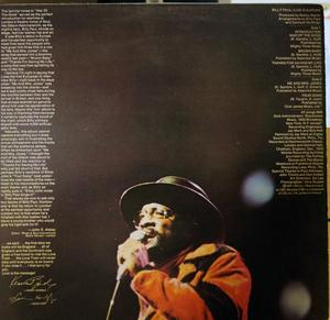 Back Cover Album Billy Paul - Live In Europe