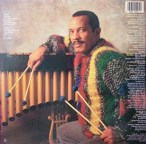 Back Cover Album Roy Ayers - I'm The One