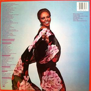 Back Cover Album Cissy Houston - Step Aside For A Lady