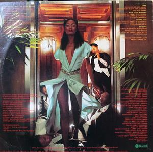 Back Cover Album The Dramatics - Do What You Wanna Do