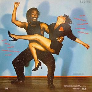 Back Cover Album Ashford & Simpson - High Rise