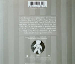 Back Cover Album Gerald Levert - Love & Consequences