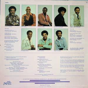 Back Cover Album Crown Heights Affair - Dream World