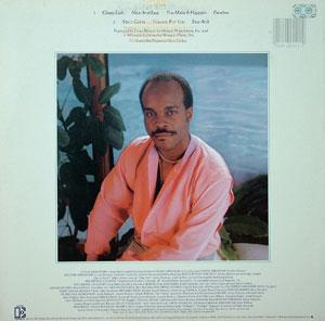 Back Cover Album Leroy Hutson - Paradise