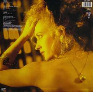 Back Cover Album Teena Marie - Naked To The World