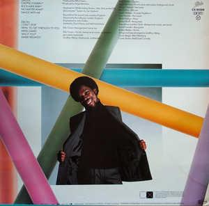 Back Cover Album Billy Ocean - Inner Feelings