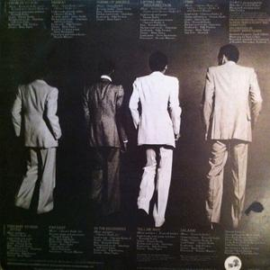 Back Cover Album The Stairsteps - 2nd Resurrection