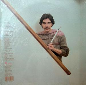 Back Cover Album Dave Valentin - In Love's Theme