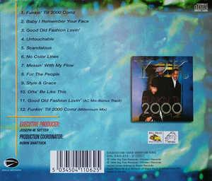 Back Cover Album The Gap Band - Y2K Funkin' Till 2000 Comz