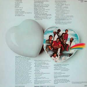 Back Cover Album Kool & The Gang - In The Heart