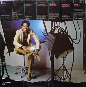 Back Cover Album Cuba Gooding - Love Dancer