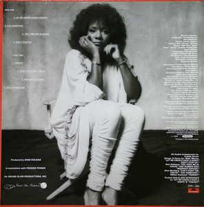 Back Cover Album Gloria Gaynor - I Have A Right