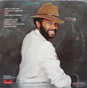 Back Cover Album Roy Ayers - Feeling Good