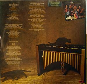 Back Cover Album Roy Ayers - Vibrations