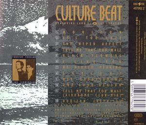 Back Cover Album Culture Beat - Horizon