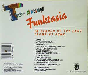 Back Cover Album The Nation Funktasia - In Search Of The Last Trump Of Funk Nation Funktasia