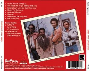 Back Cover Album Raydio - Raydio  | funkytowngrooves records | FTG-429 | UK