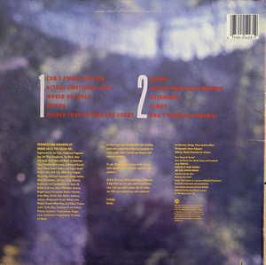 Back Cover Album Randy Crawford - Abstract Emotions