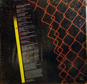 Back Cover Album The Dazz Band - Keep It Live