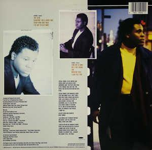 Back Cover Album Marcus Lewis - Sing Me A Song