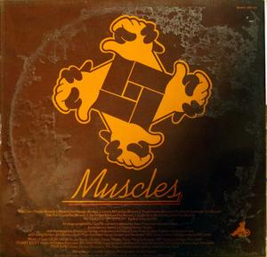 Back Cover Album Muscles - Muscles