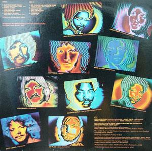 Back Cover Album Shock - Waves