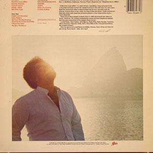 Back Cover Album George Duke - Brazilian Love Affair