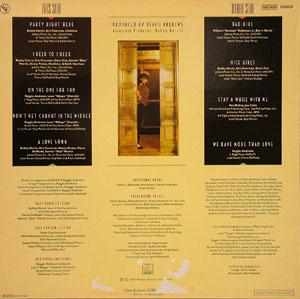 Back Cover Album The Dazz Band - On The One