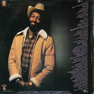 Back Cover Album Teddy Pendergrass - LIFE IS A SONG WORTH SINGING
