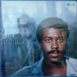 Back Cover Album Kashif - Condition Of The Heart