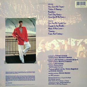 Back Cover Album Colonel Abrams - You And Me Equals Us