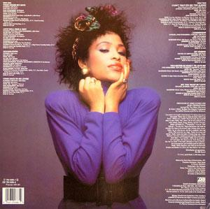 Back Cover Album Miki Howard - Come Share My Love