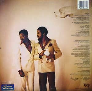 Back Cover Album Mcfadden And Whitehead - I Heard It In A Love Song