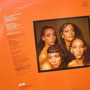 Sister Sledge - We Are Family - Back Cover