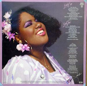 Back Cover Album Jennifer Holliday - Say You Love Me