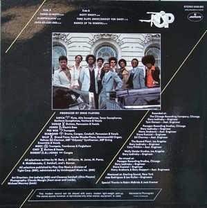 Back Cover Album Ohio Players - Jass-Ay-Lay-Dee