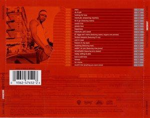 Back Cover Album Jaheim - Ghetto Love