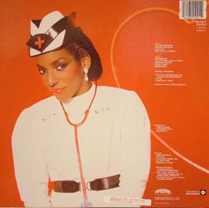 Back Cover Album Stephanie Mills - I've Got The Cure