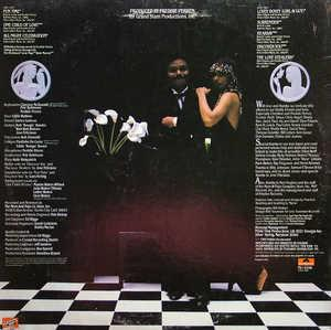 Back Cover Album Peaches & Herb - Worth The Wait