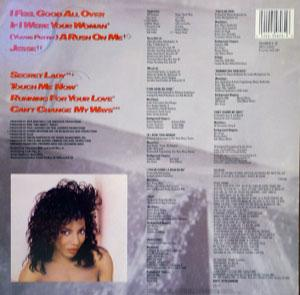 Back Cover Album Stephanie Mills - If I Were Your Woman