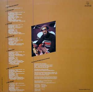 Back Cover Album Idris Muhammad - Make It Count