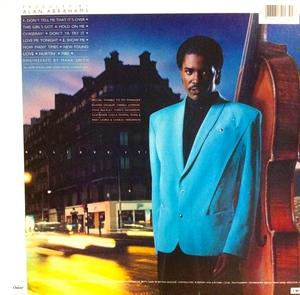 Back Cover Album Charles Veal - Believe It