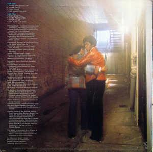 Back Cover Album Lawrence Hilton Jacobs - All The Way...Love