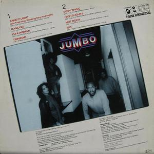 Back Cover Album Jumbo - Get That Mojo Working