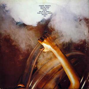 Back Cover Album Ohio Players - Fire