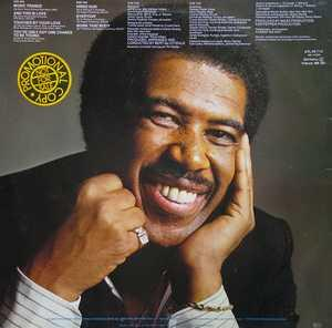 Back Cover Album Ben E. King - Music Trance